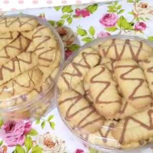 Lidah Kucing Cookies